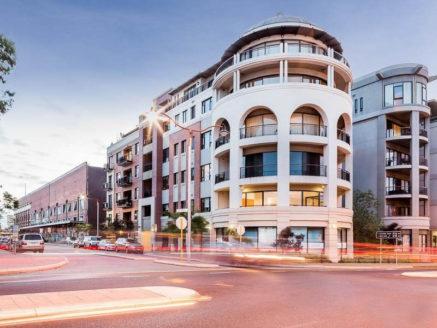 Victoria <br> Quay <br> Apartments