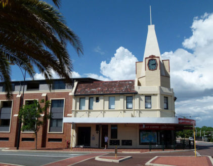 Clock Tower <br> Heritage <br> Development