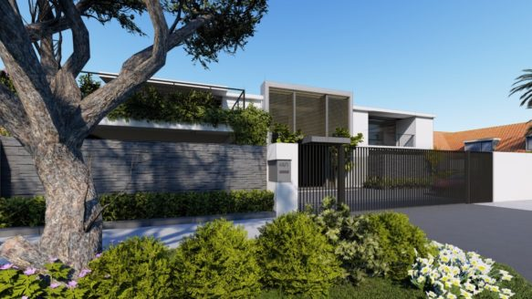 Claremont <br> Residence <br> Alterations